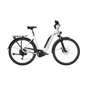 Victoria  eTrekking 10.9 elektrische fiets 11V Mistig Wit - 500Wh