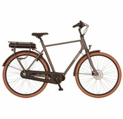Cortina  e-Foss herenfiets 8V Iron Black Matt - Middenmotor