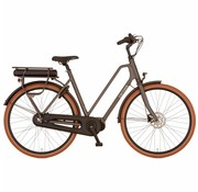 Cortina  e-Foss damesfiets 8V Iron Black Matt - Middenmotor