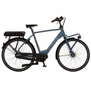 Cortina  e-Common herenfiets Mystery Grey Matt RB7 - Middenmotor