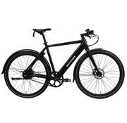 Brinckers Bjorn R1 E-Bike Herenfiets 28 Inch Mat Zwart - BELT 1V 374Wh