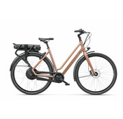 Sparta  c-Ready R5e elektrische fiets 5V Bronzbrown