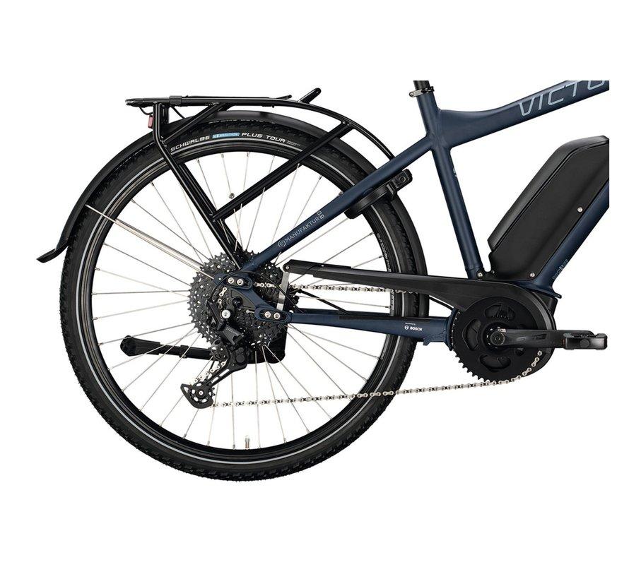 eManufaktur 10.9 elektrische fiets Blauw Bosch 500 Wh