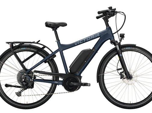 Victoria  eManufaktur 10.9 E Bike Blauw Bosch 500 Wh