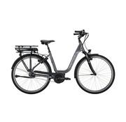 Victoria  eTrekking 5.5 elektrische fiets 28 Inch Steengrijs/Zwart 7V Bosch 300Wh
