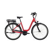 Victoria  eTrekking 5.10 elektrische fiets 28 Inch Rood 7V Bosch 500Wh