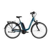Victoria  eTrekking 7.4 E Bike dames Blauw Bosch 500 Wh