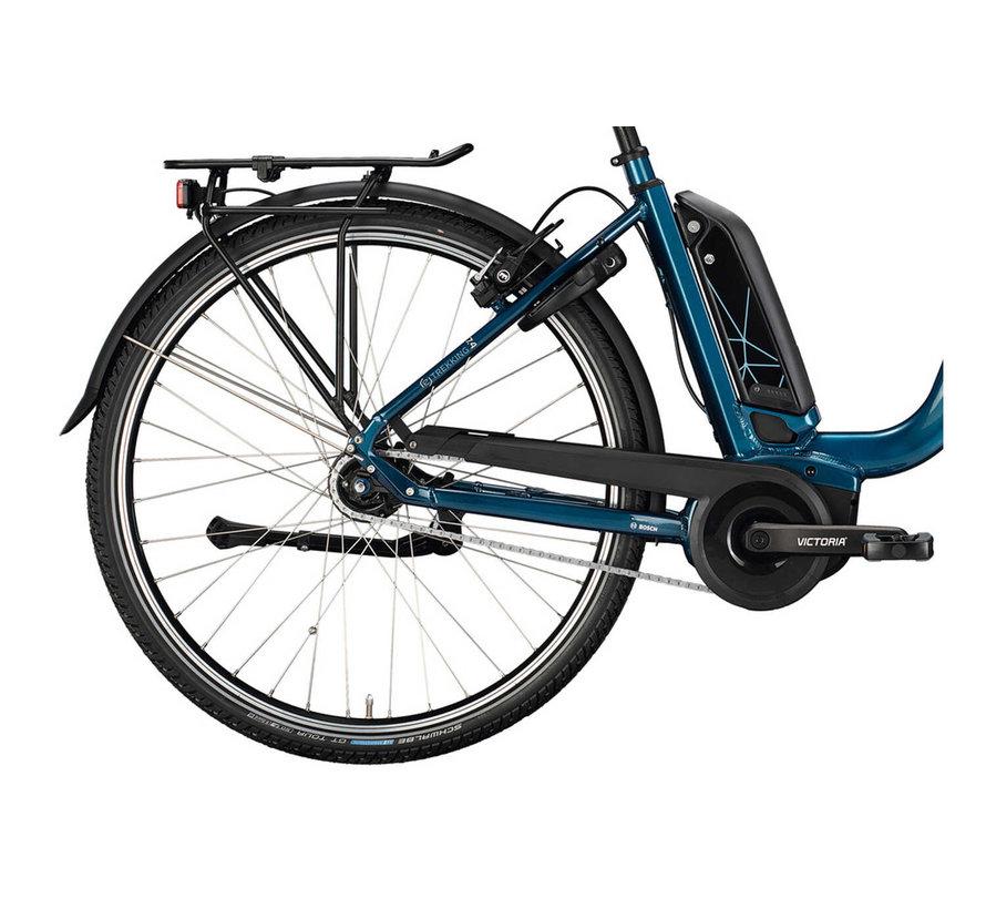 eTrekking 7.4 elektrische fiets Blauw - 500 Wh