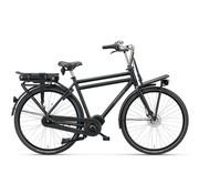 Batavus  PACKD  E-go elektrische fiets 7V Mat Zwart - plus