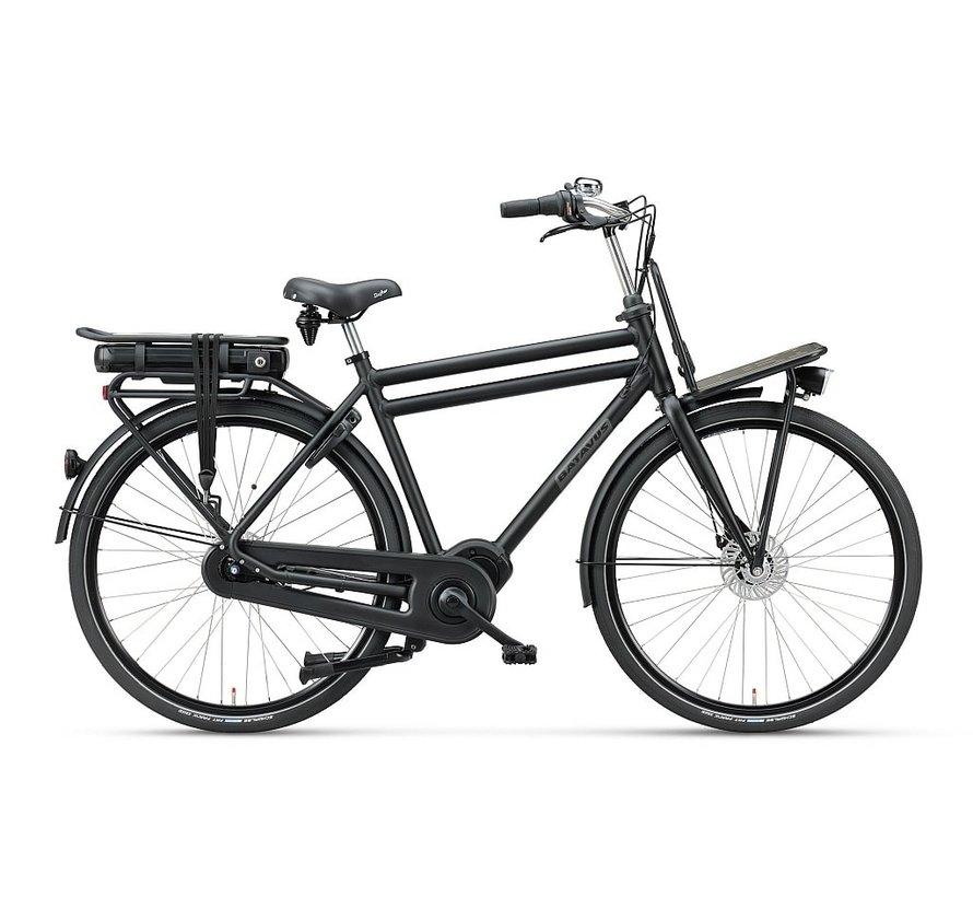 PACKD  E-go elektrische fiets 7V Mat Zwart - plus