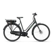 Batavus  Fonk E-go elektrische fiets 7V Smoking Zwart - plus