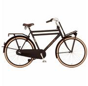Cortina  U4 elektrische fiets Mat Zwart 3V