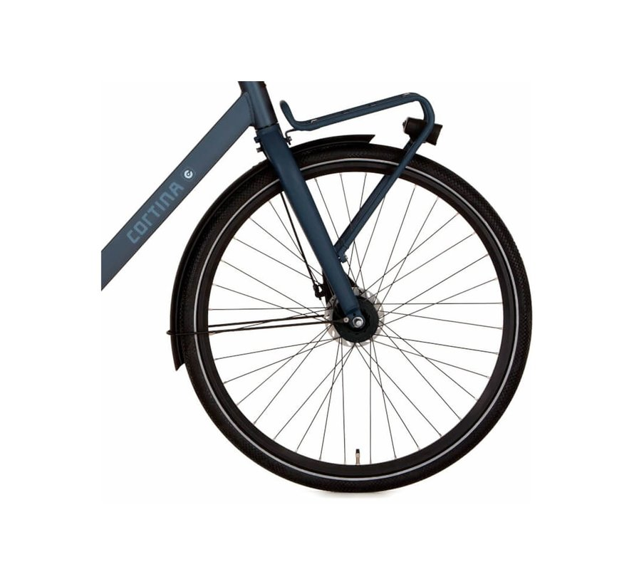 Common Herenfiets 28 Inch Mystery Grey Matt 7V