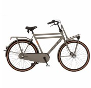 Cortina  U4 Solid Herenfiets 28 Inch Quarz Grey Matt 3V