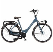 Cortina  Common family bike 7V Mat Grijs Blauw ND