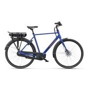 Batavus  Fonk E-go elektrische fiets 7V Blauw mat - Plus
