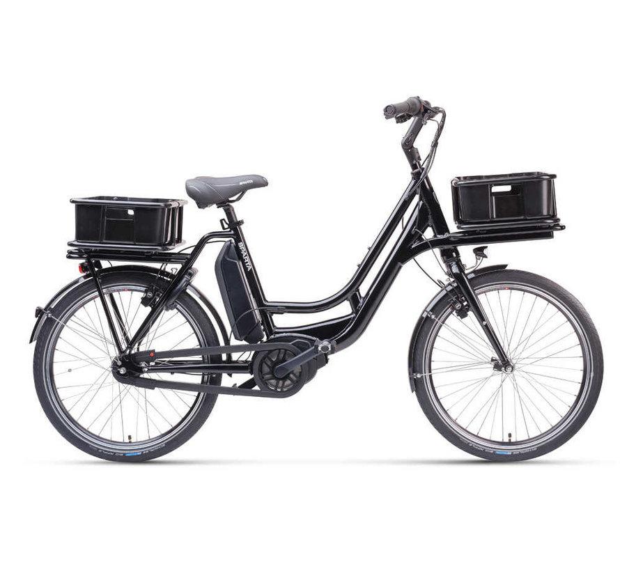 Cargo Delivery elektrische bezorgfiets 7V Zwart