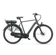 Batavus  Finez E-go elektrische fiets 7V Smokingzwart Mat
