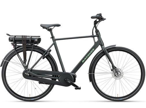 Batavus  Fonk elektrische fiets 7V Smokingzwart Mat - Plus
