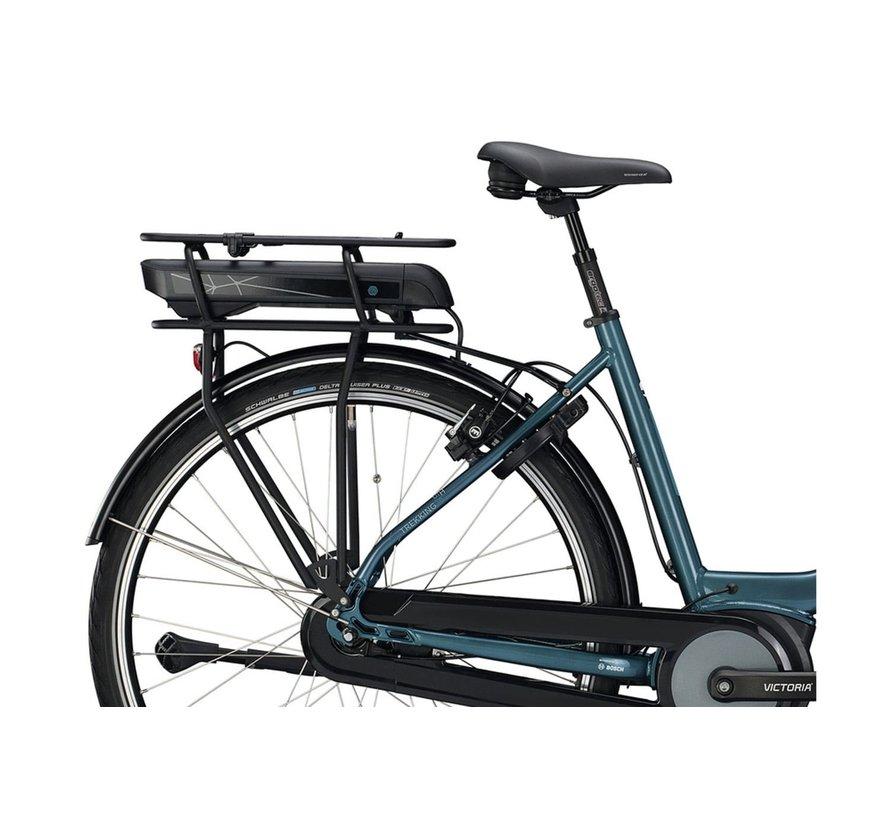 eTrekking 5.9 H elektrische fiets 7V Blauw Bosch 500Wh