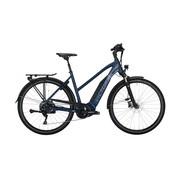 Victoria  eTrekking 10.8  elektrische fiets 10V Denim Mat - 500Wh