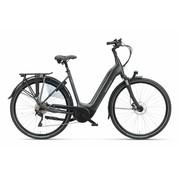 Batavus  Finez E-go elektrische fiets 10V Smokingzwart - Power Sport