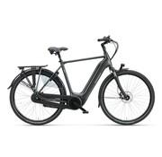Batavus  Finez E-go elektrische fiets 8V Smokingzwart Mat - Power