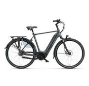 Batavus  Finez E-go elektrische fiets 8V Smokingzwart - Power Exclusive