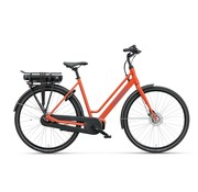 Batavus  Fonk E-go elektrische fiets 7V Rood Mat - Plus