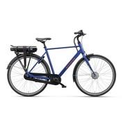 Batavus  Fonk E-go elektrische fiets 7V Blauw Mat