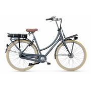 Batavus  PACKD E-go elektrische fiets 7V Jeansblauw Mat