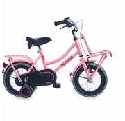 Alpina  Cargo Glamour Pink Matt 12 inch meisjesfiets