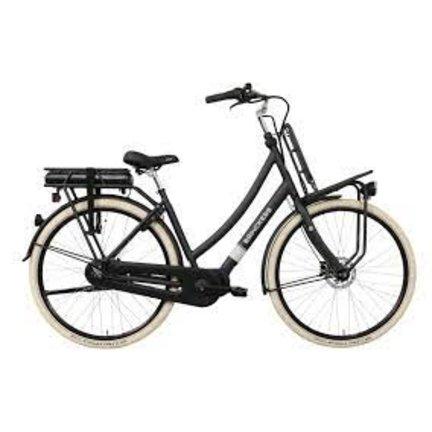 Brinckers Baxter is een stoere en trendy elektrische transportfiets!