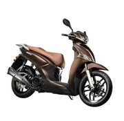Kymco Scooter New People S 45Km Mat Bruin