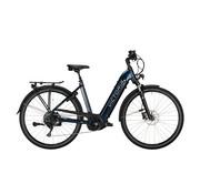 Victoria  eTrekking 12.9 elektrische fiets blauw Bosch 625 Wh