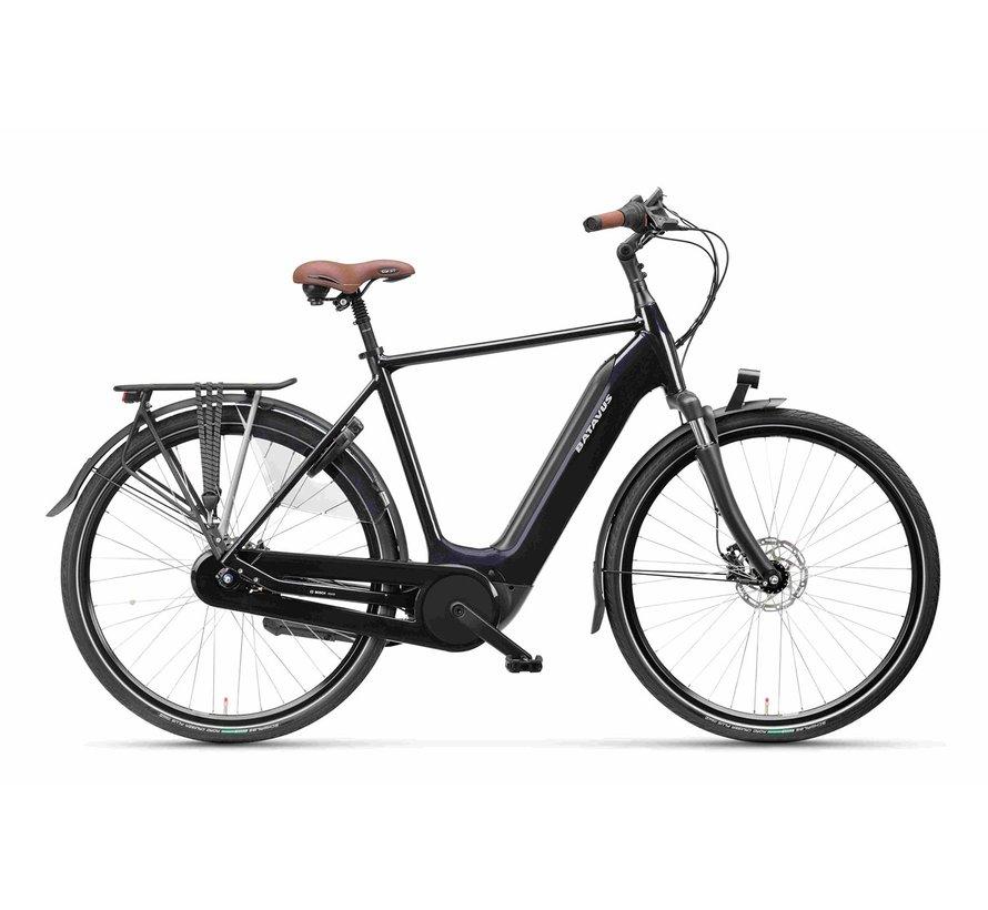Finez E-go elektrische fiets 8V Donkerblauw - Power