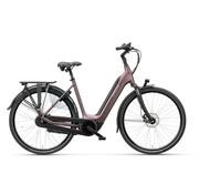 Batavus  Finez E-go elektrische fiets  8V Sangria Mat - Power