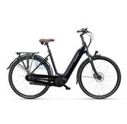 Batavus  Finez E-go elektrische fiets 8V Donkerblauw - Power