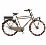 Cortina  E-U4 Solid electrische fiets 7V Quarz Grey Matt