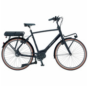 Cortina  e-Common elektrische fiets 8V Dark Grey Matt - Belt