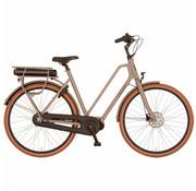Cortina  E-Foss elektrische fiets 8V Halva Grey Matt - Middenmotor