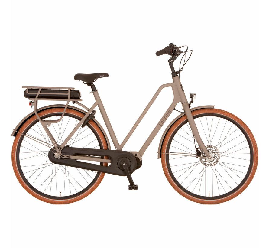 E-Foss elektrische fiets 8V -  Halva Grey Matt - Middenmotor