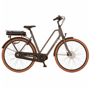 Cortina  E-Foss elektrische fiets 8V Iron Black Matt - Middenmotor
