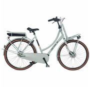 Cortina  E-U4 elektrische fiets 7V Smooth Grey Matt