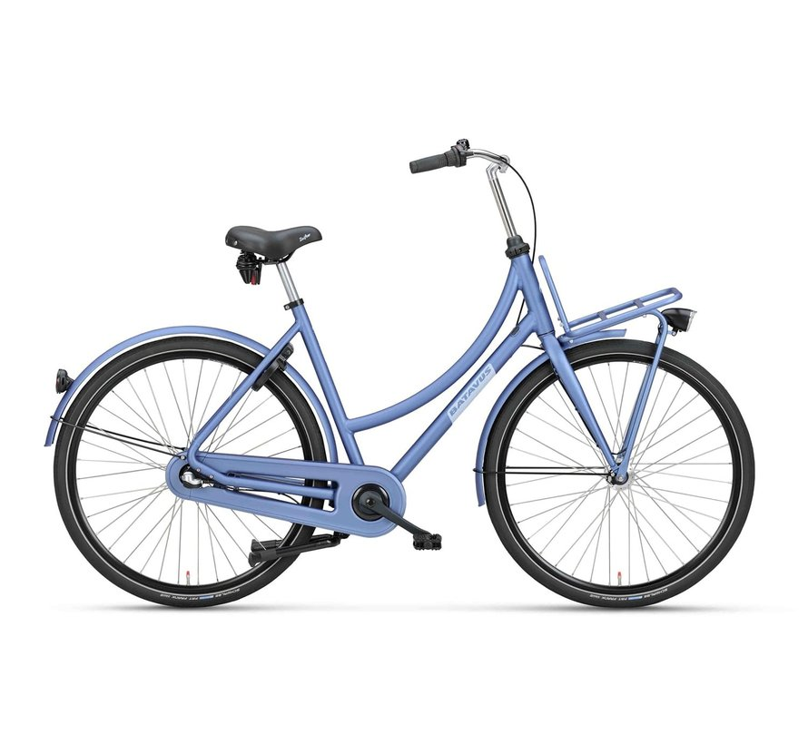 Packd Start damesfiets 3V Opalblauw