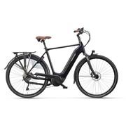 Batavus  Finez elektrische fiets 10V Donkerblauw - Power Sport