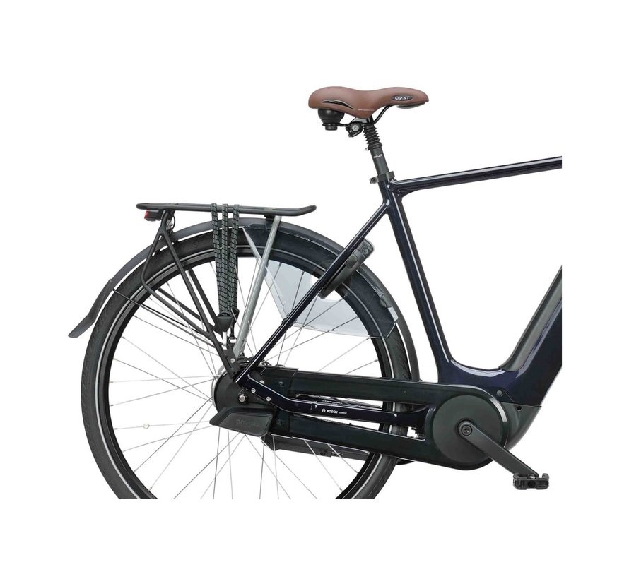 Finez elektrische fiets Power Auto herenfiets 1 Donkerblauw