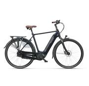 Batavus  Finez elektrische fiets Power Auto herenfiets 1 Donkerblauw
