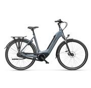 Batavus  Velder elektrische fiets 7V Grijs - Power Plus