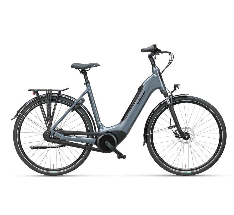 Velder elektrische fiets 7V Grijs - Power Plus